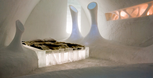 Ice Hotel